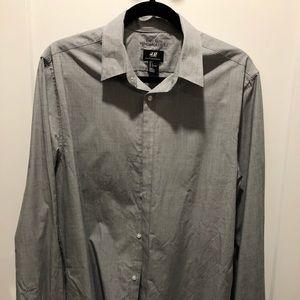 Express Easy Iron Dress Shirt - Slim Fit